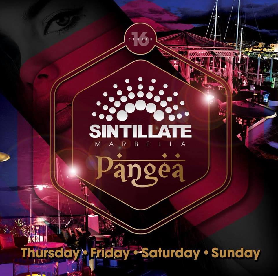 Sintillate Party Pangea