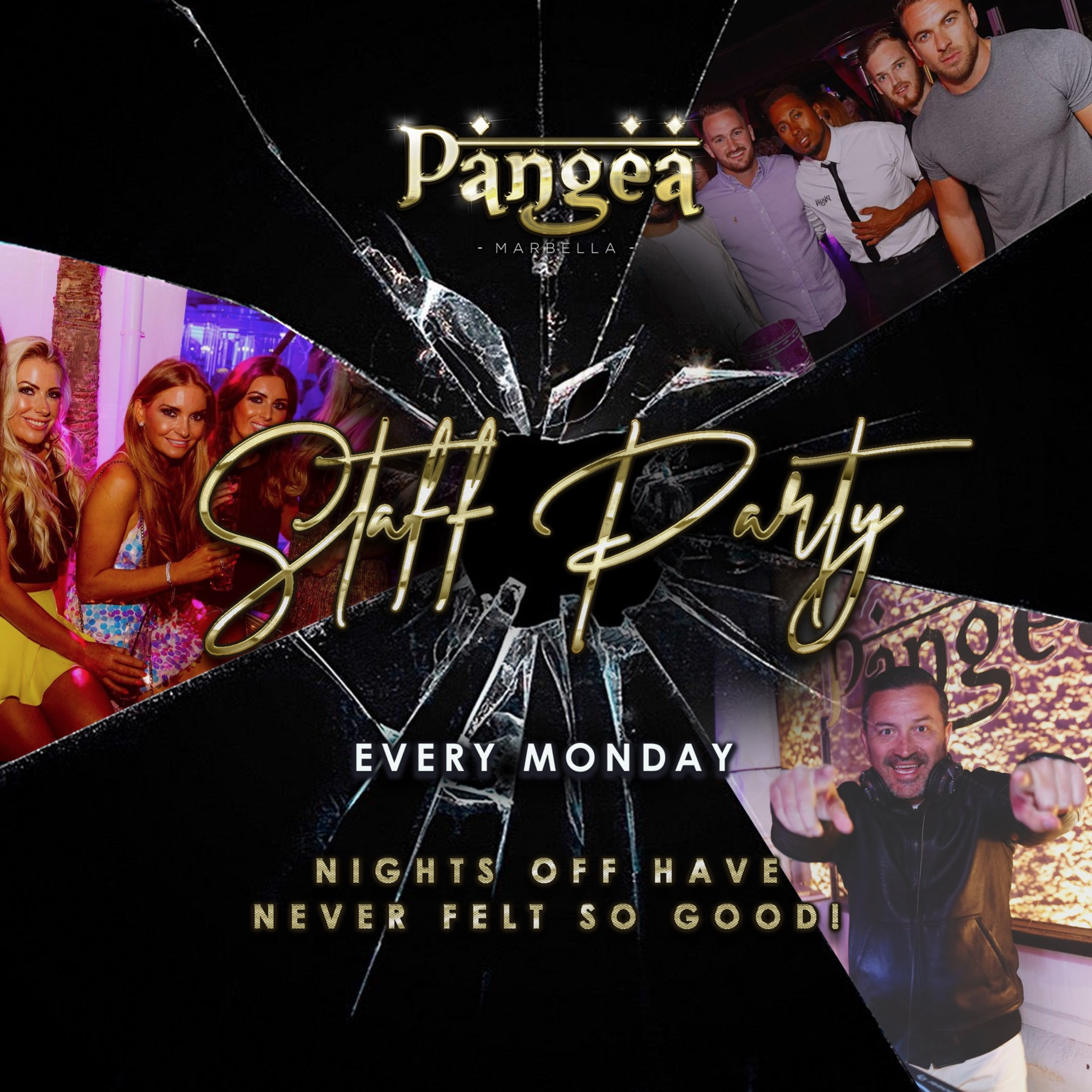 Every Monday at Pangea